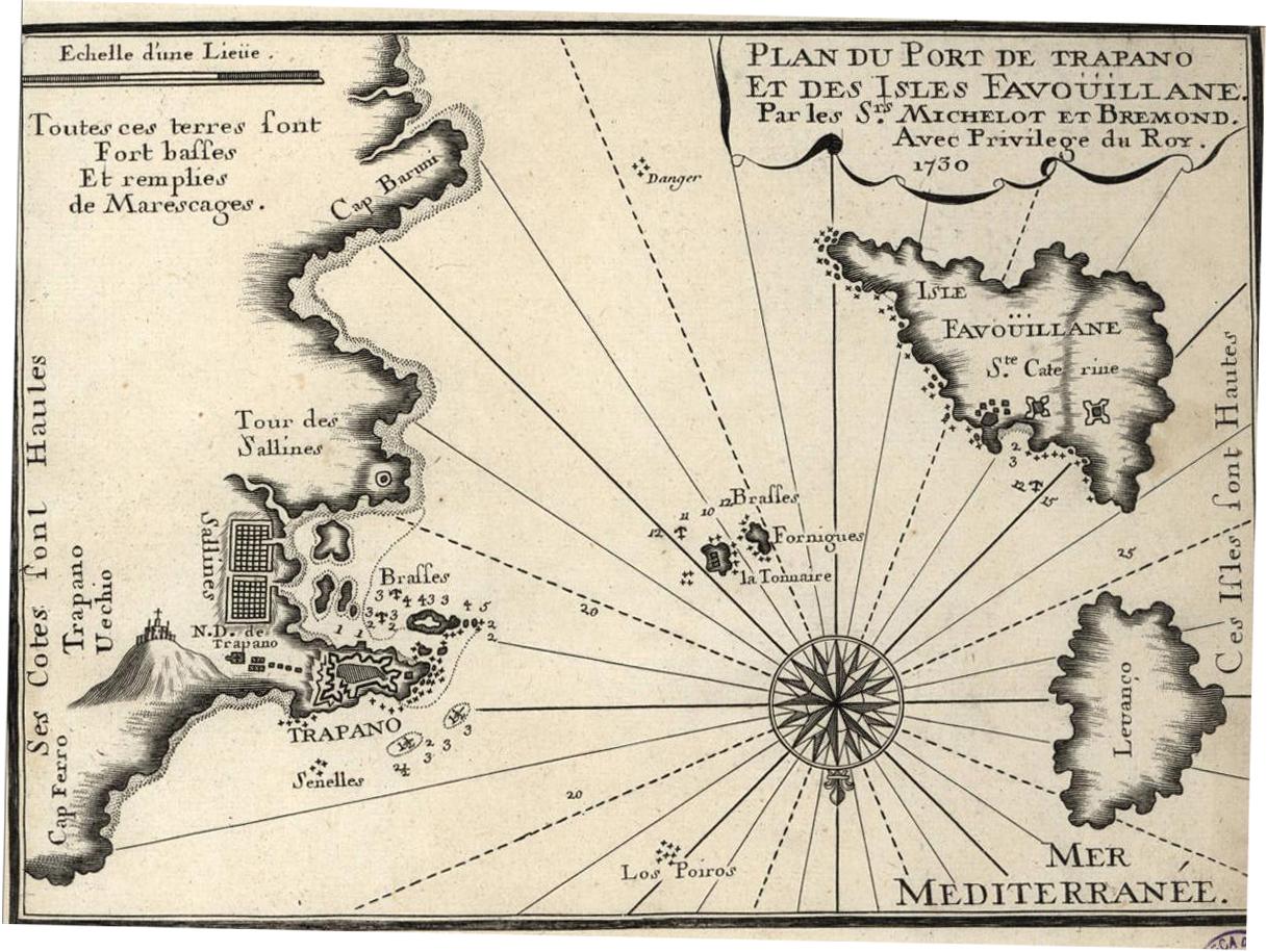 foto Recüeil de Plusieurs Plans des Ports et Rades de la Mer Mediterranée...