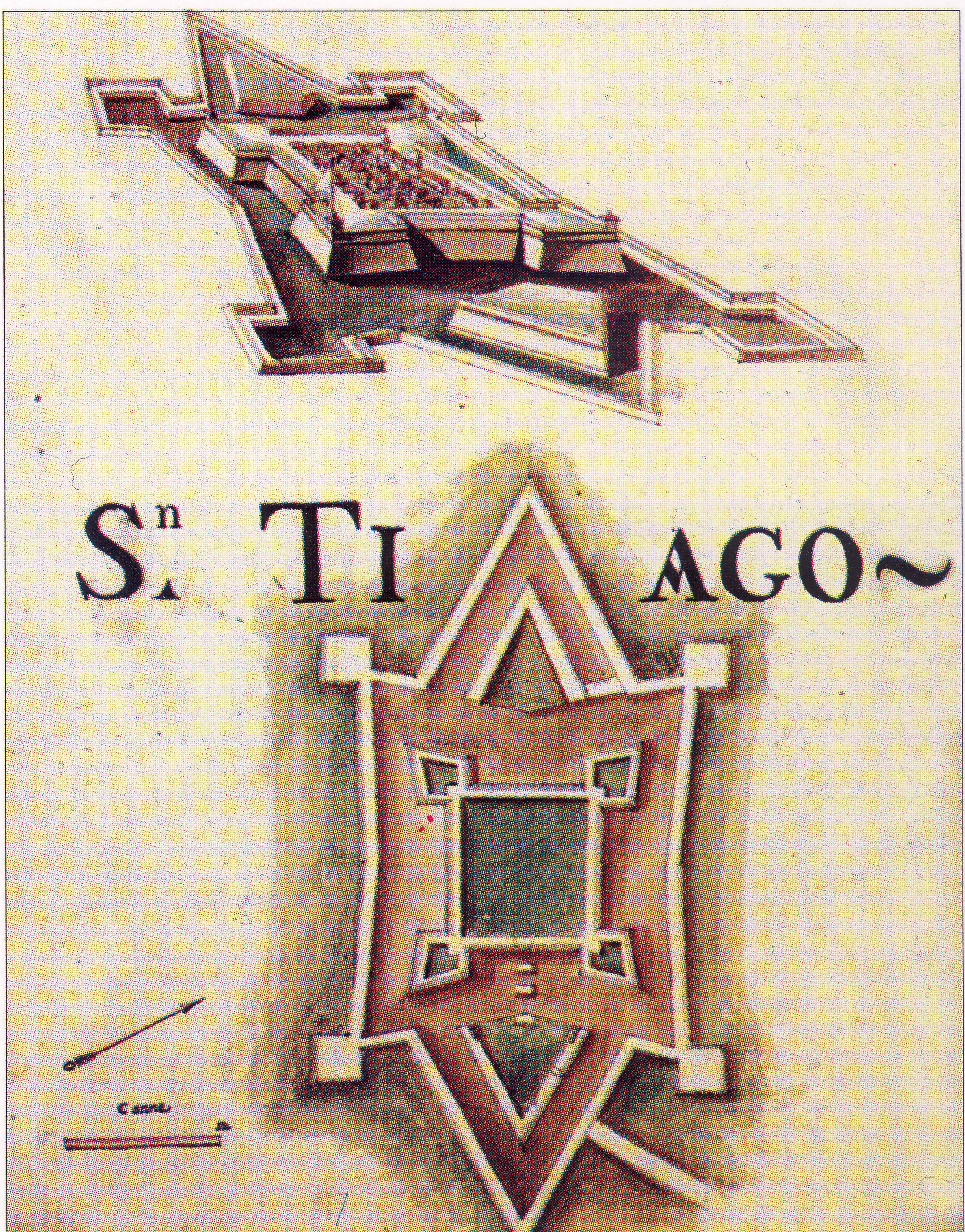 foto Il forte di S. Giacomo (Santiago)