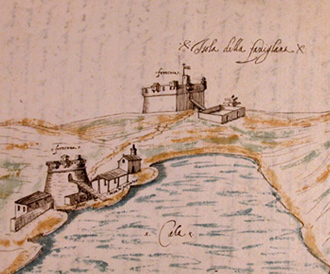 foto Isola della Faviglana