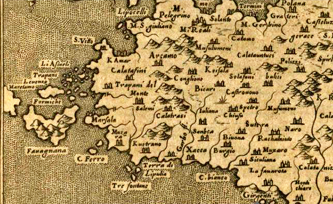 foto L'isole piv famose del mondo descritte da Thomaso Porcacchi da Castiglione ...Girolamo Porro Padovano