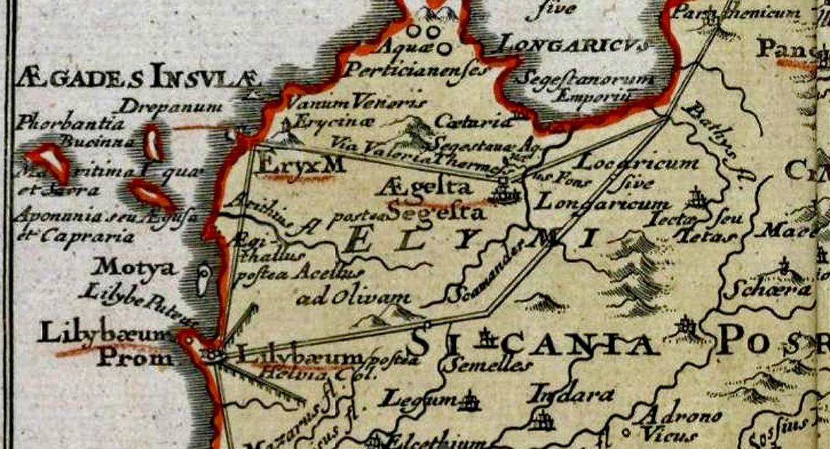 foto Descriptio orbis antiqui in XLIV tabulis