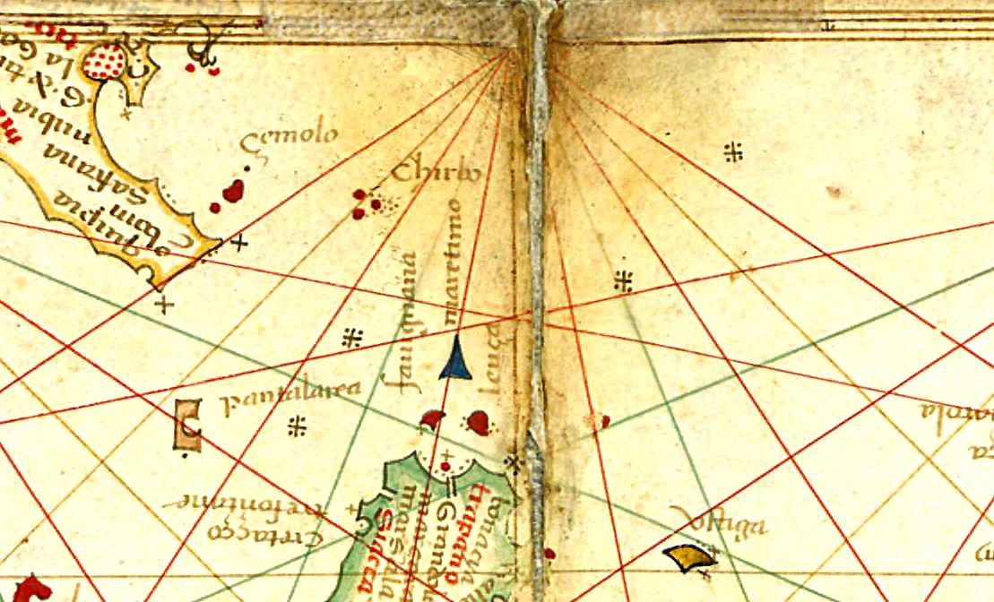 foto Atlas nautique de l'océan Atlantique Nord-Est, de la mer Méditerranée et de la mer Noire