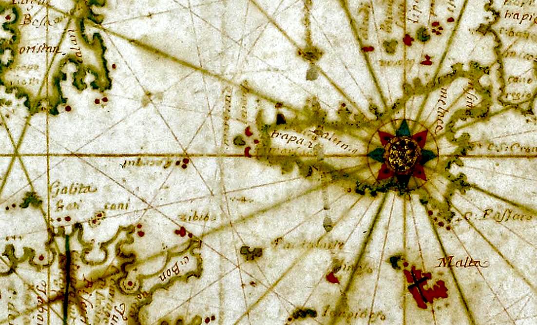 foto Atlas nautique de l'Océan Atlantique Nord-Est et de la Mer Méditerranée