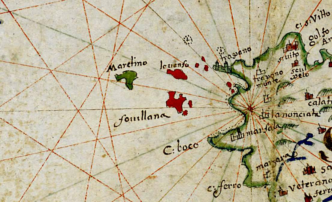 foto Atlas nautique de la Mer Méditerranée