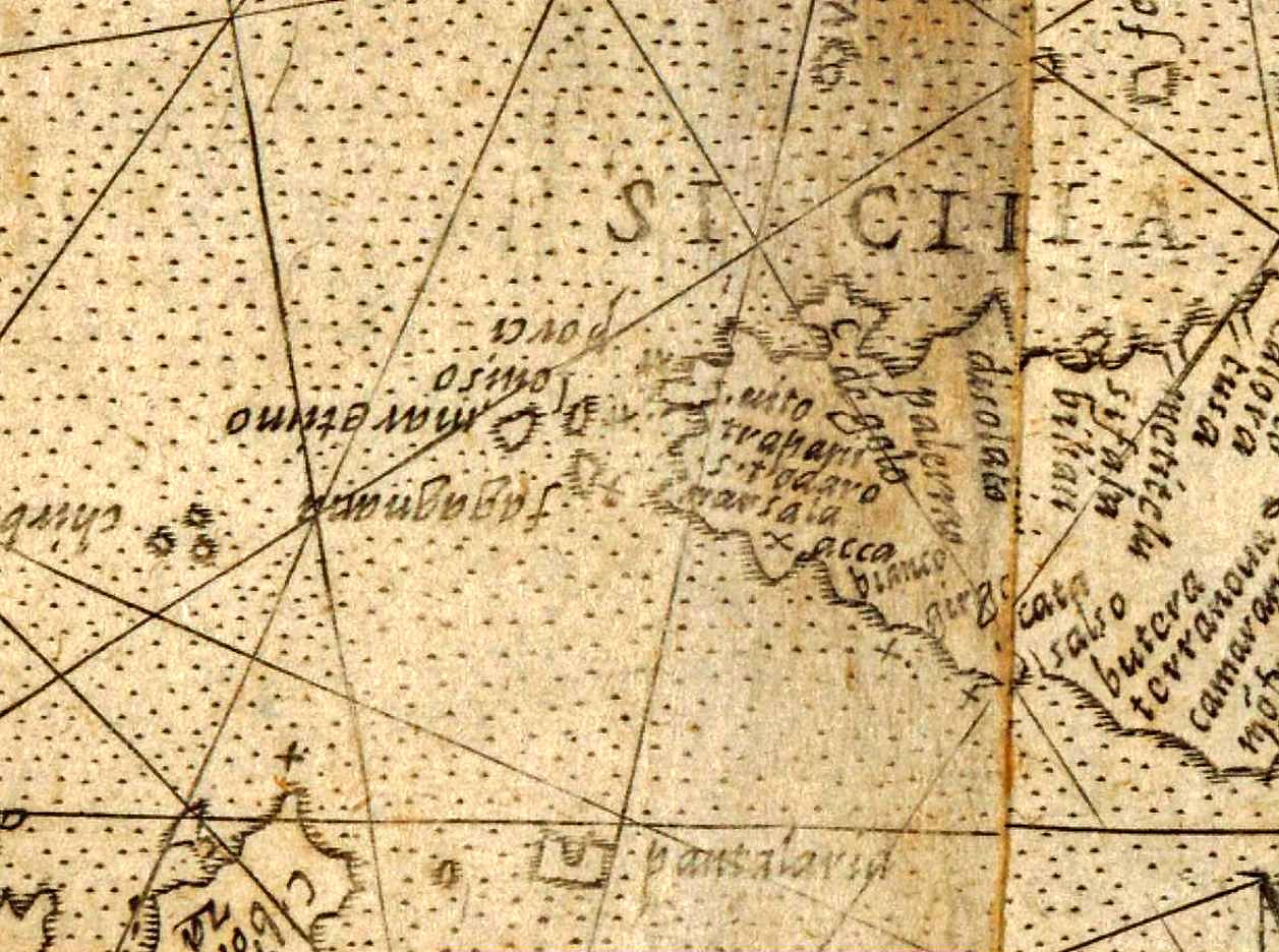 foto Carta del navigare