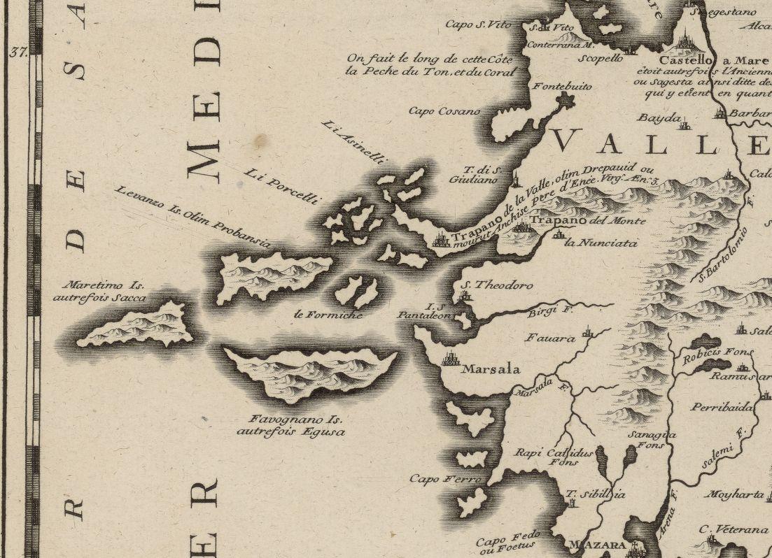 foto L'Isle et royaume de Sicile