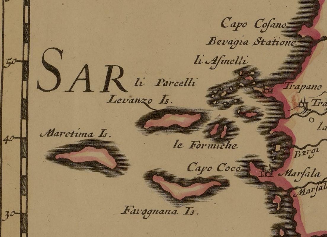 foto Isle et royaume de Sicile
