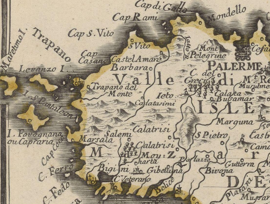 foto Les royaumes de Naples et de Sicile