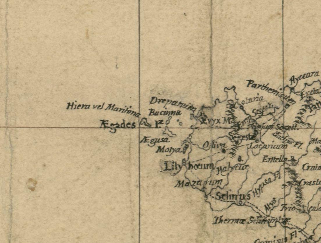 foto Tabula Italiae antiquae geographica quam excellentissimus dominus dux de la Rochefoucauld in aere incidi curavit