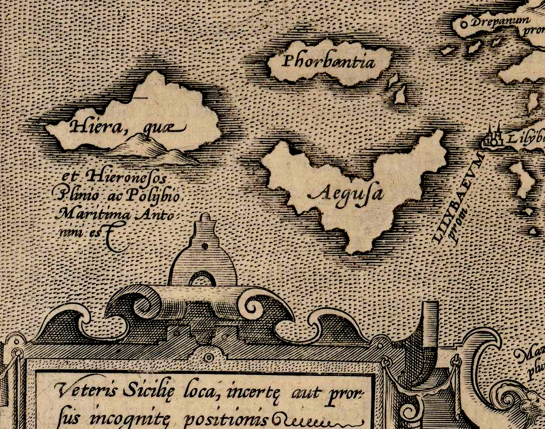foto Theatrum Geographiae Veteris