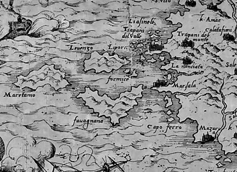 altra foto Nova et exactissima insulae Siciliae descriptio