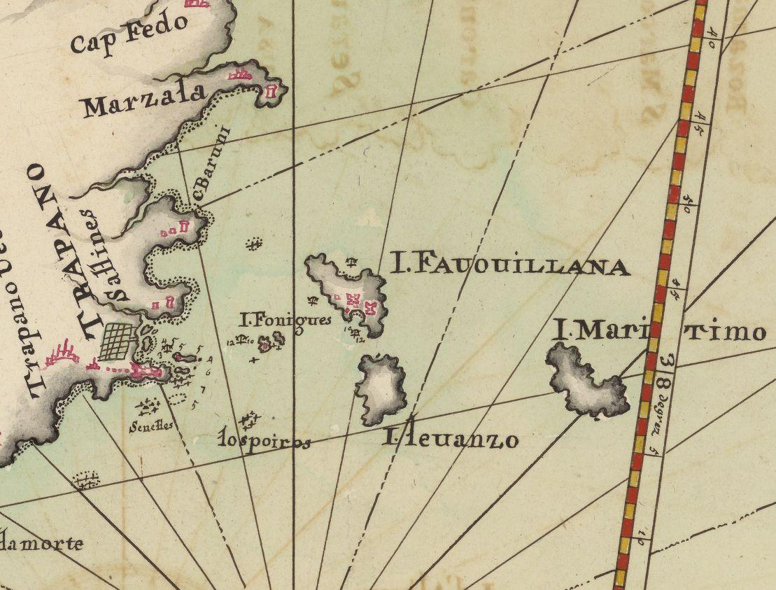 foto Cartes générales et particulières de la mer Méditerranée