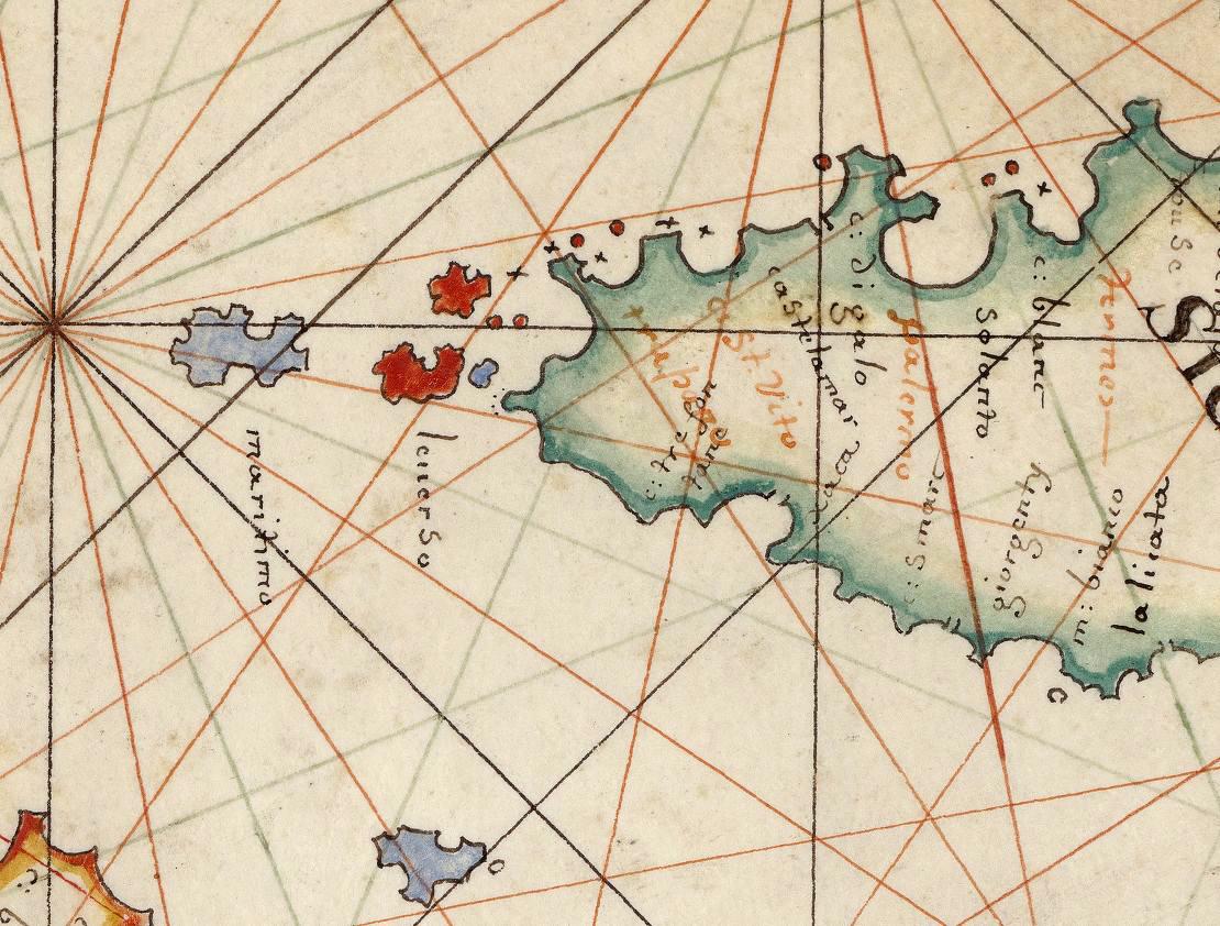 foto Atlas de la Méditerranée - Méditerranéen, Bassin