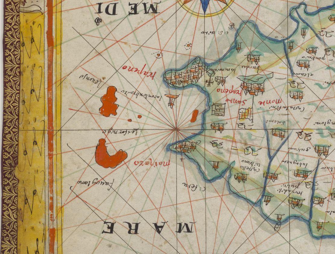 foto Carto particuliero de l'islo de Sicillo