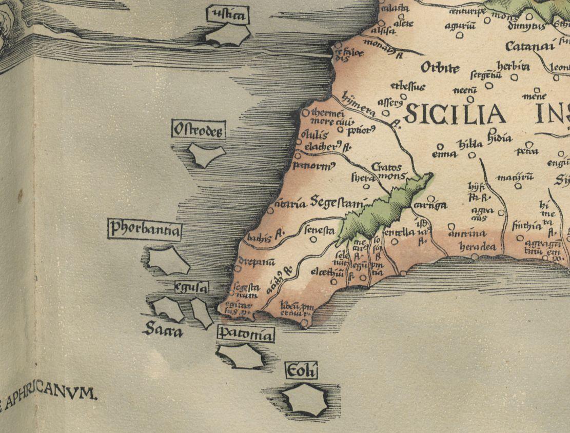 foto Claudii Ptolemei viri Alexandrini Mathematic[a]e disciplin[a]e Philosophi doctissimi Geographi[a]e opus novissima traductione