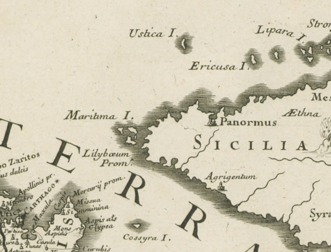 foto In Notitiam Ecclesiasticam Africae Tabula Geographica