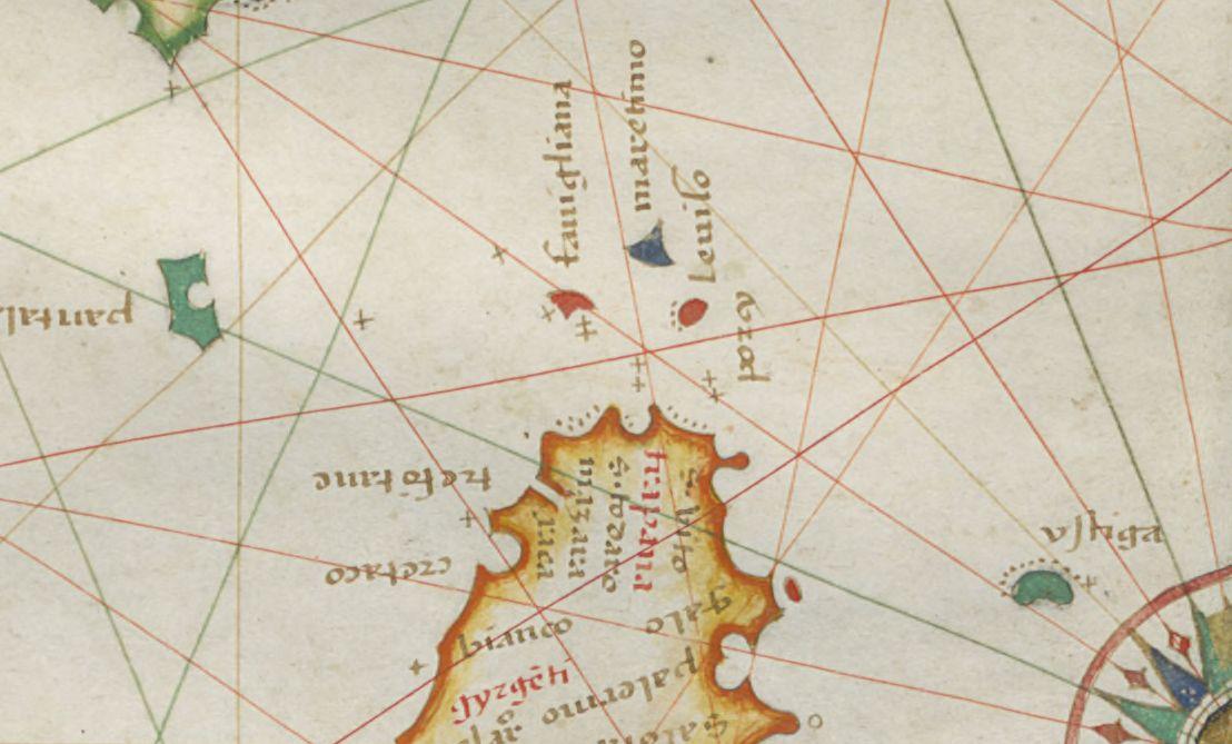 foto Atlas nautique de la Mer Méditerranée, de la Mer Noire et de l´Océan Atlantique nord-est