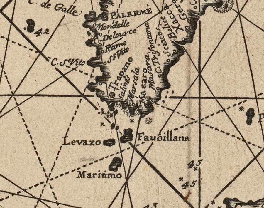 foto Atlas des côtes de la Mer Mediterranée
