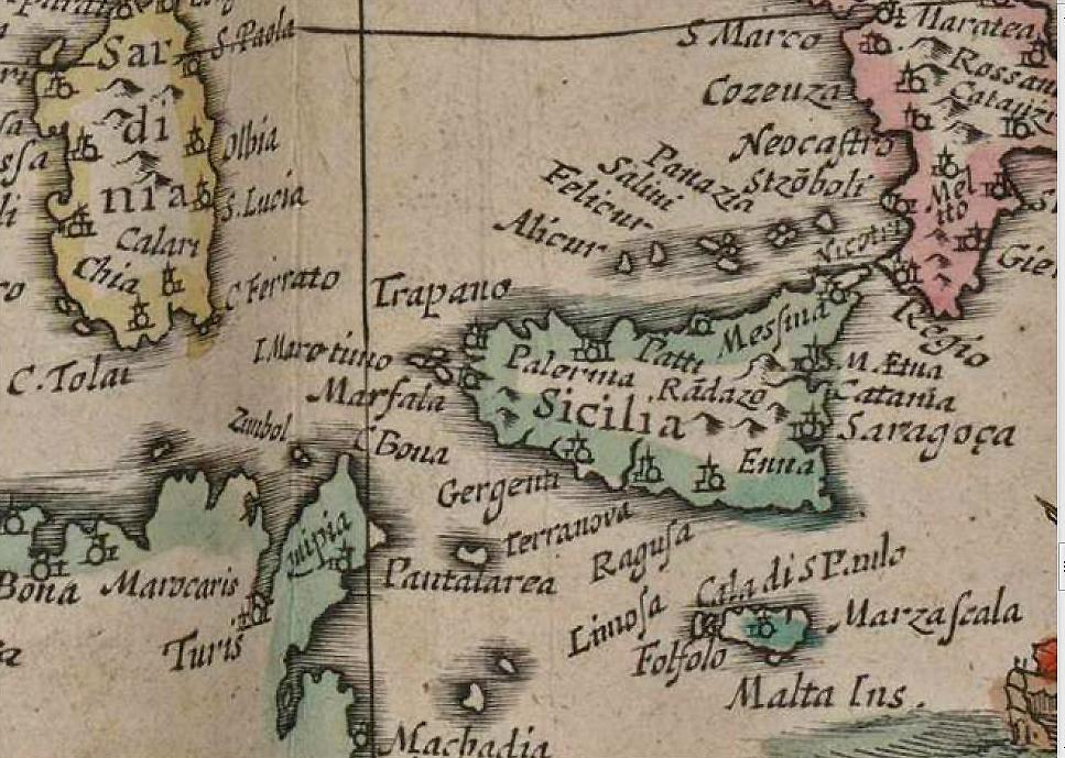 foto Theatrum Orbis Terrarum, sive Atlas Novus in quo Tabulae et Descriptiones omnium Regionum
