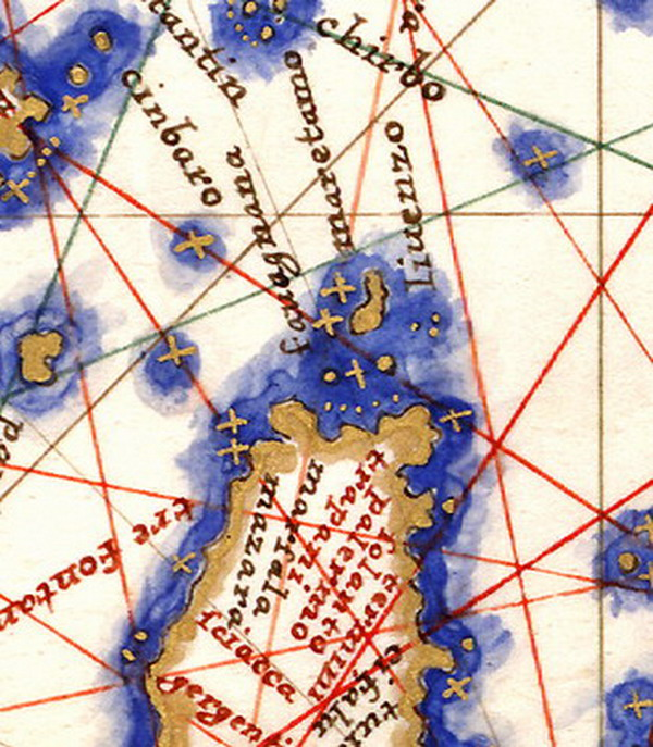 foto Portolan Atlas - Italy, s. XVI