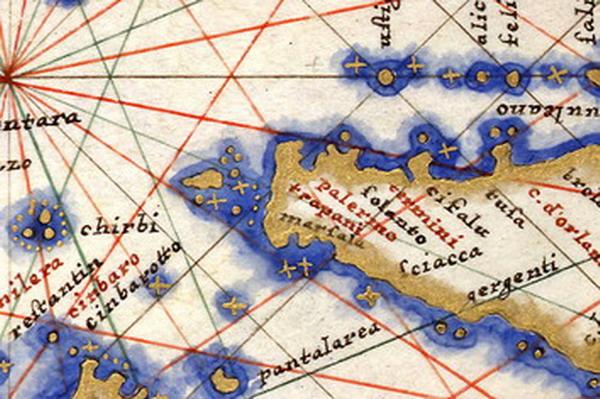 altra foto Portolan Atlas - Italy, s. XVI