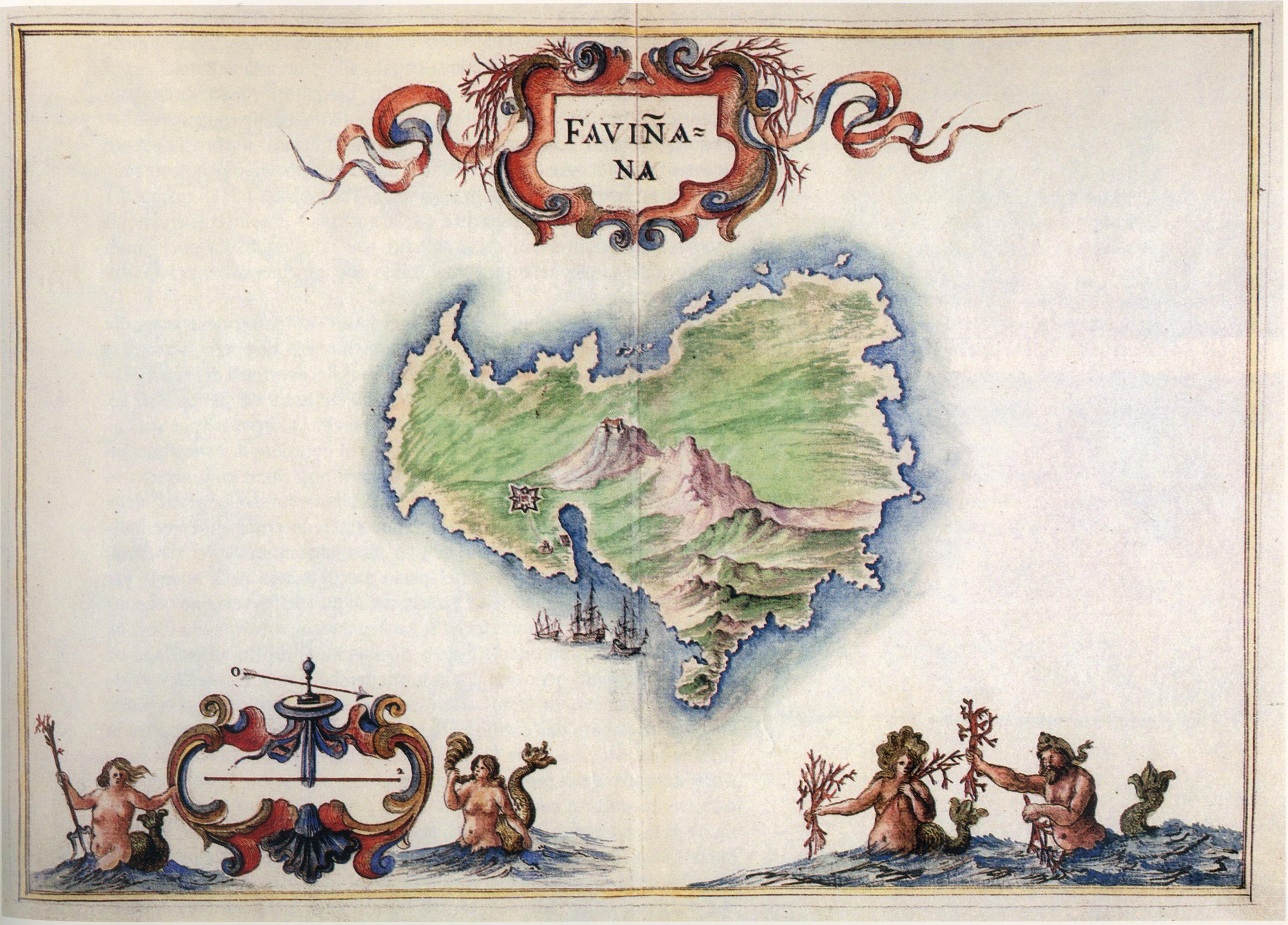foto Favignana da codice  madrileno